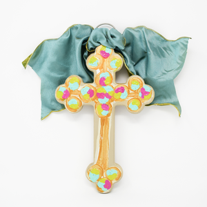 Handpainted Cross (Medium)