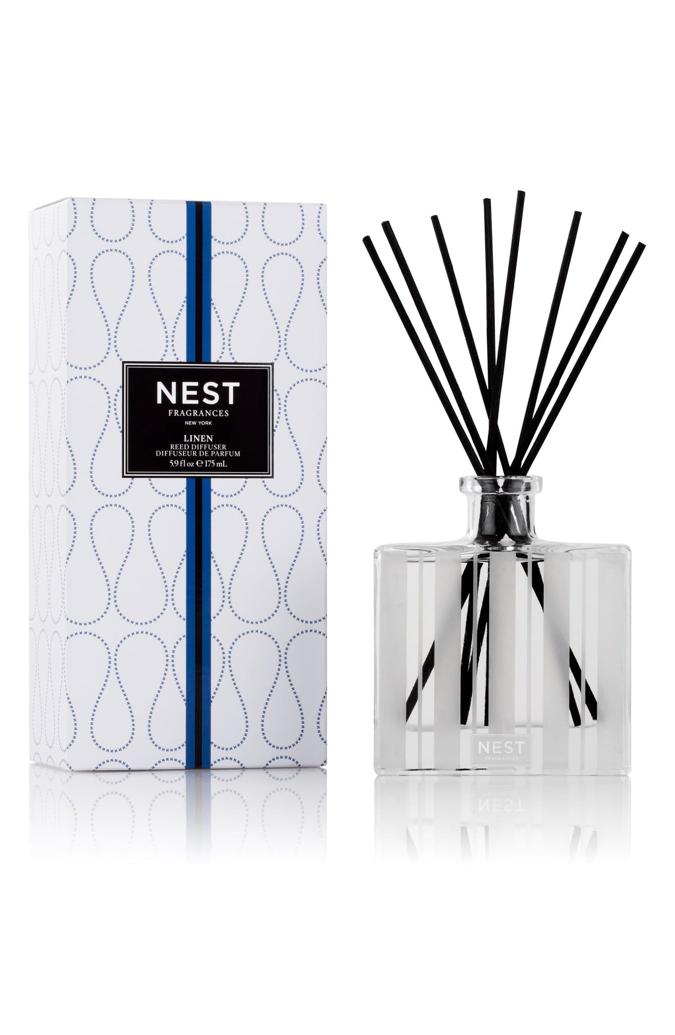 Nest Fragrances Linen Reed Diffuser