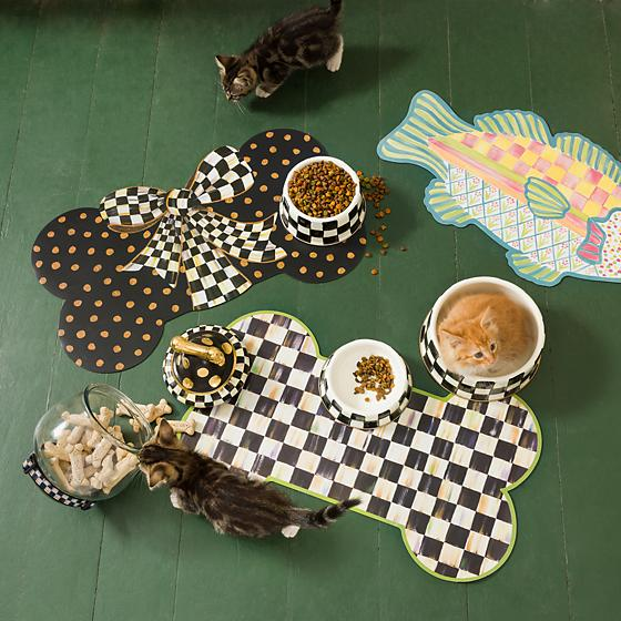 Mackenzie-Childs Courtly Check Pup Placemat