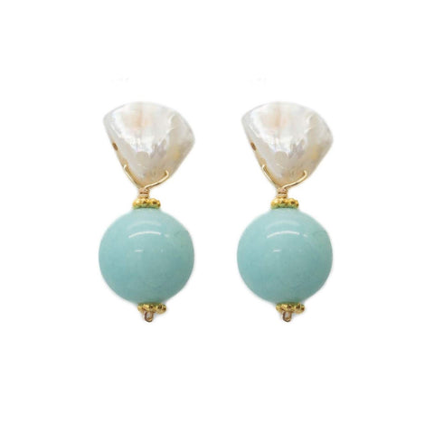 Hazen & Co. Claire Earring