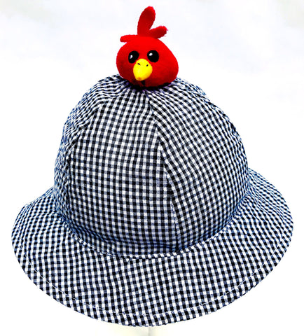 USC Gamecock Gingham Hat