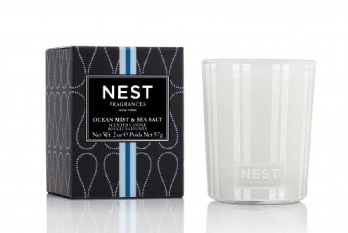 Nest Fragrances Ocean Mist & Sea Salt Votive Candle