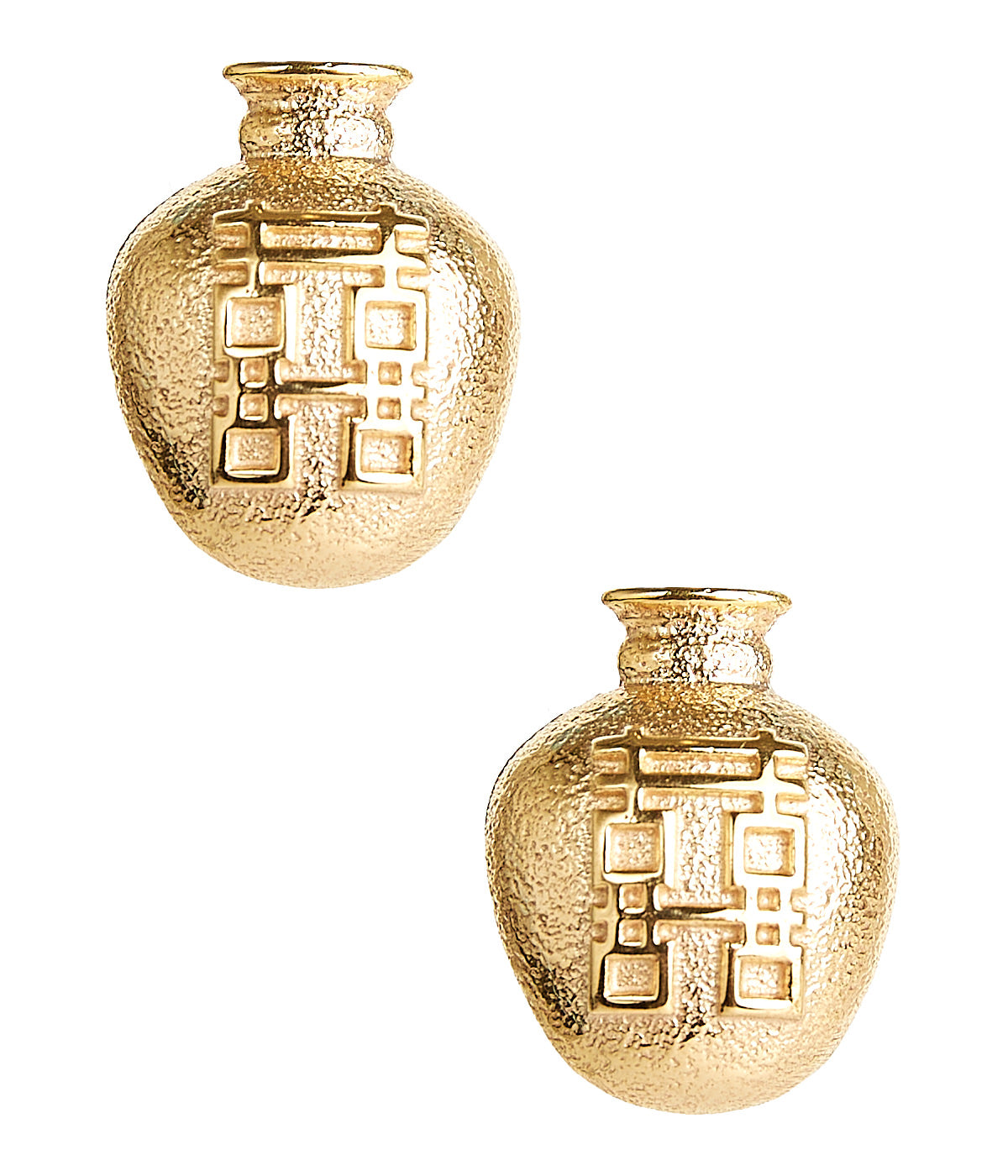 Lisi Lerch Ginger Jar Stud Earrings