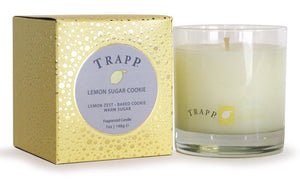 Trapp Lemon Sugar Cookie Candle
