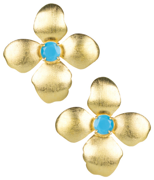Lisi Lerch Maggie Earrings (Turquoise)