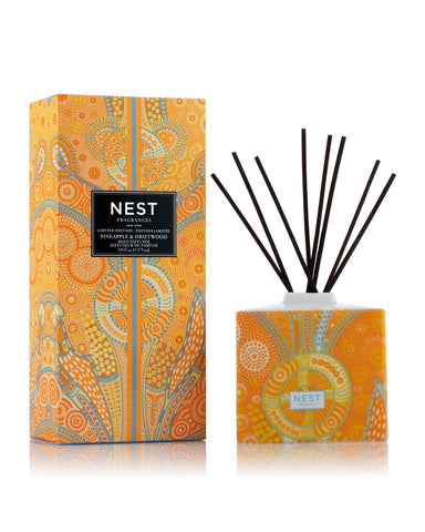 Nest Fragrances Pineapple & Driftwood Reed Diffuser