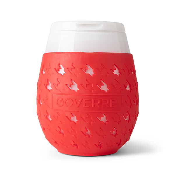 Red Goverre Portable Wine Glass