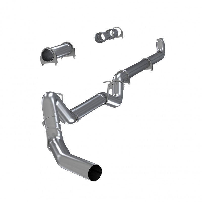 "4"" Single Side, - no muffler, T409 S6004SLM"
