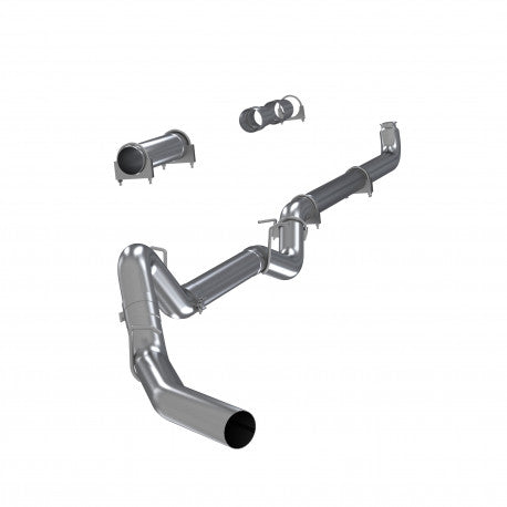 "S6004PLM 4"" Single Side, AL - no muffler"