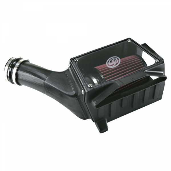 S&B COLD AIR INTAKE FOR 1994-1997 FORD POWERSTROKE 7.3L CLEANABLE 75-5027