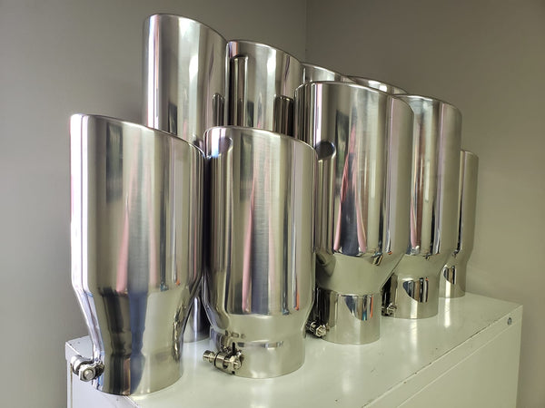 4x5x18 Exhaust Tip