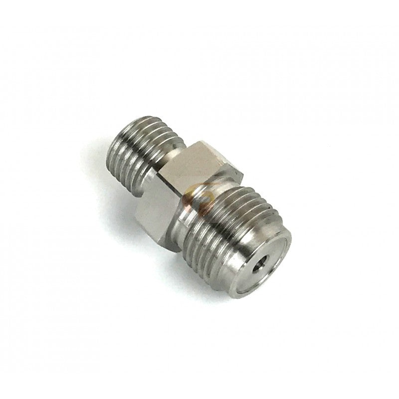 6.7L Cummins Fuel Rail Fitting Adapter 14mmx1.5 to 18mmx1.5 3.5mm ID Fleece Performance FPE-34197