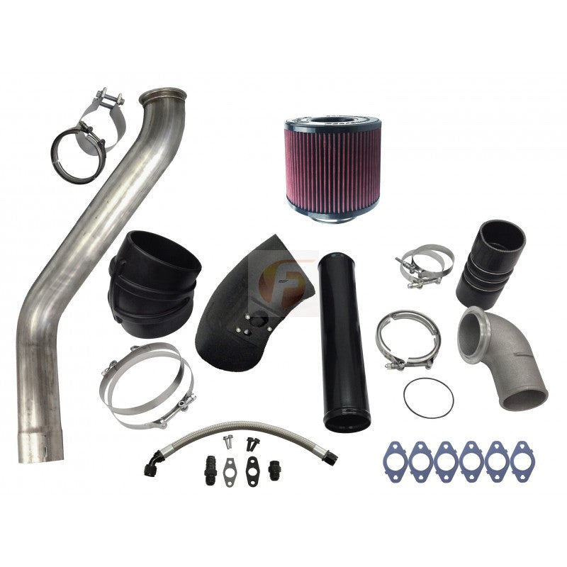 2003-2007 2nd Gen Swap Kit with Steed Speed Manifold No Turbo Fleece Performance FPE-593-2G-NT-SS