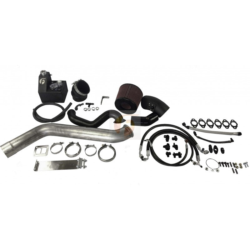 2013-2018 2nd Gen Swap Kit with Steed Speed Manifold No Turbo Fleece Performance FPE-674-13-2G-NT-SS