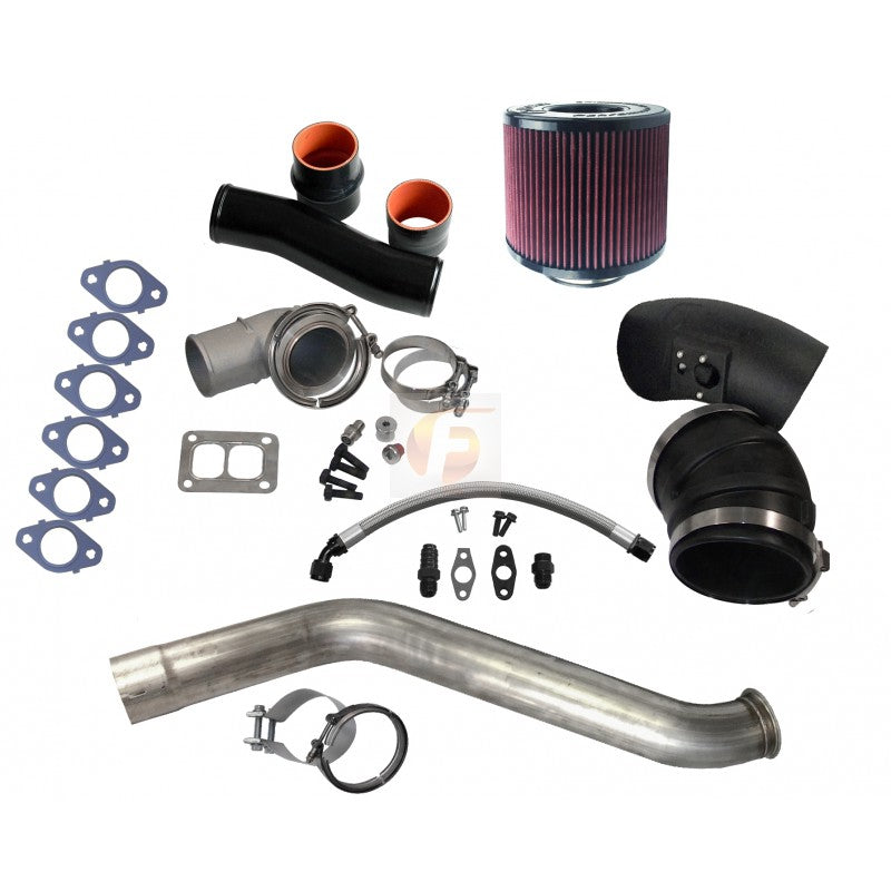 2010-2012 2nd Gen Swap Kit No Turbo or Manifold Fleece Performance