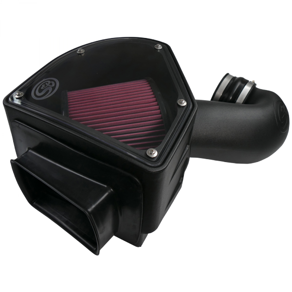 S&B COLD AIR INTAKE FOR 1994-2002 DODGE RAM CUMMINS 5.9L 75-5090