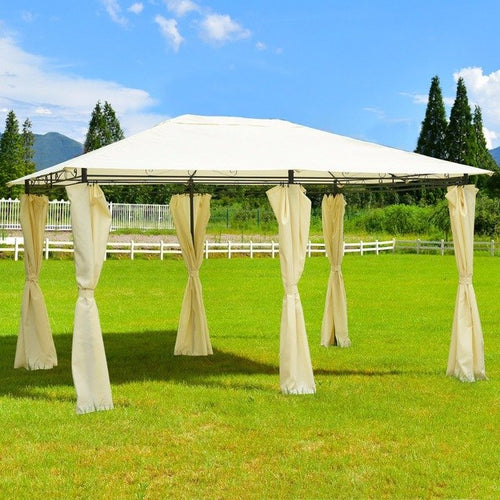 13''x 10''Gazebo Canopy Shelter Patio