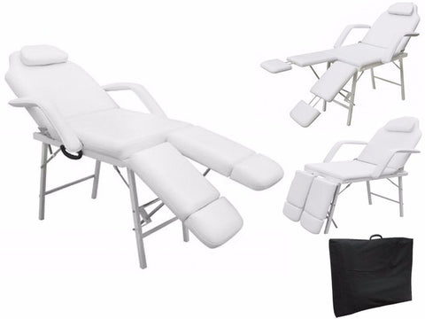 "75"" Portable Tattoo Parlor/Spa/Salon Table"
