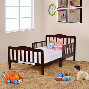 Kids Beds Wood Panel