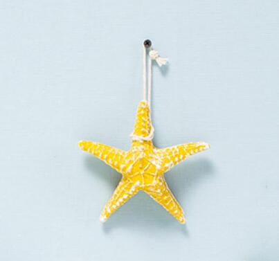 Colorful Decorative Starfish Nautical Accent