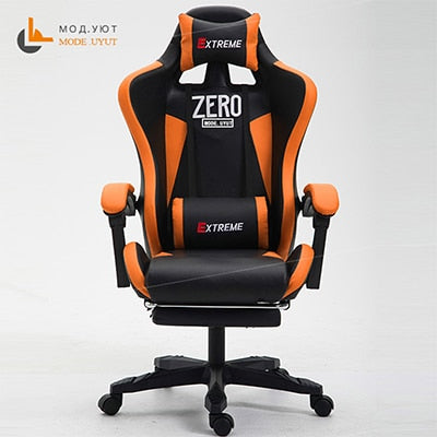 ZERO-L WCG gaming chair ergonomic computer armchair anchor home cafe game competitive seats free shipping