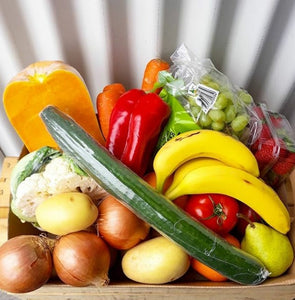Fruit and Vegetable Mixed Tray
