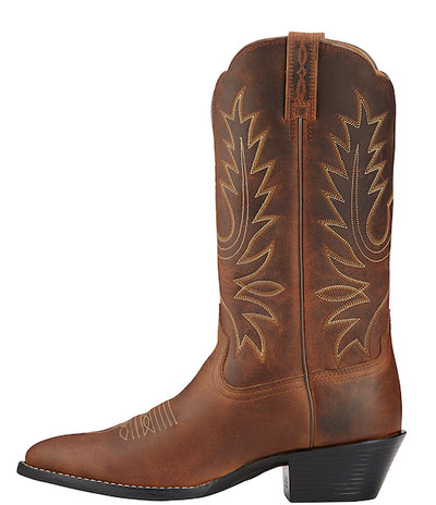 Ariat Ladies Heritage Western R Toe Boot