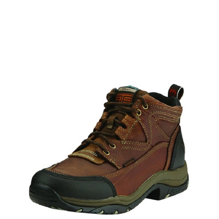 Ariat Mens Ironbark DuraTerrain H2O Lace Up Boot