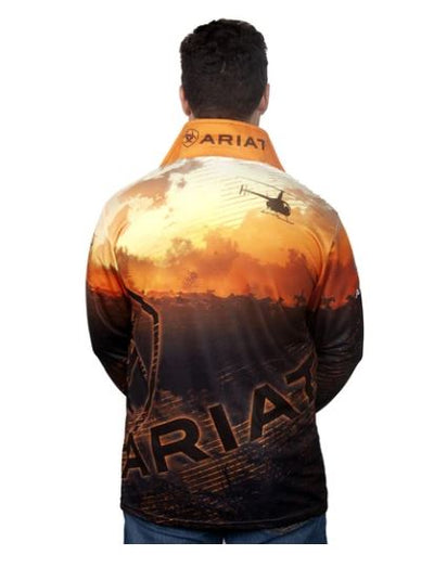 Ariat Mens Fishing Shirt