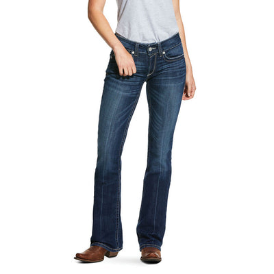 Ariat F20 Womens R.E.A.L. Boot Cut Firebird Pacific