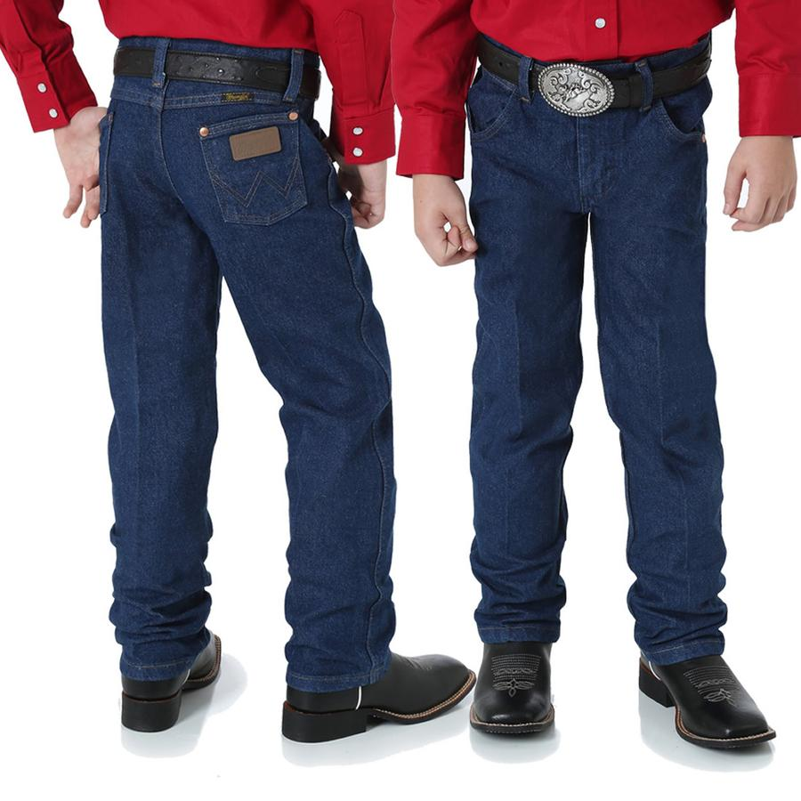 Wrangler Boys Original Pro Rodeo Jeans
