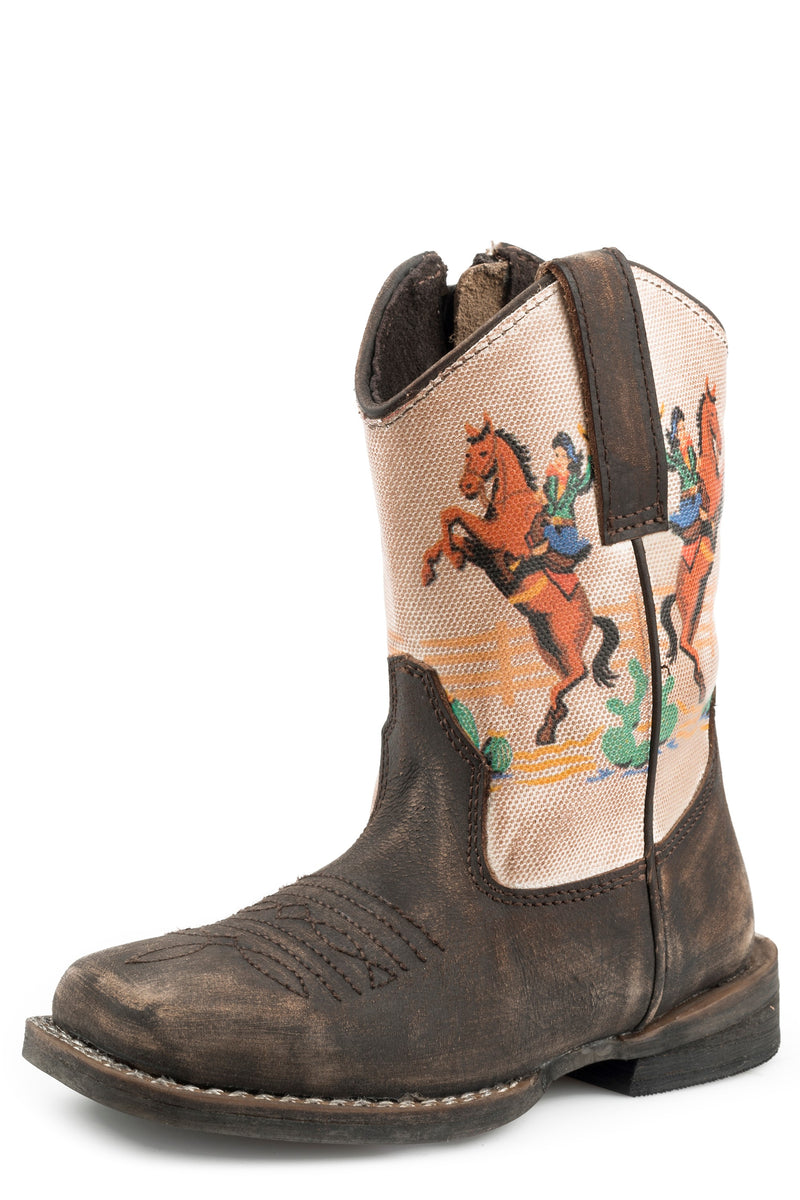 Roper Toddler Vintage Rodeo Boot