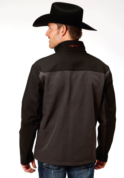 Roper Mens Softshell Jacket