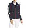 Ariat Womens Team Softshell Jacket