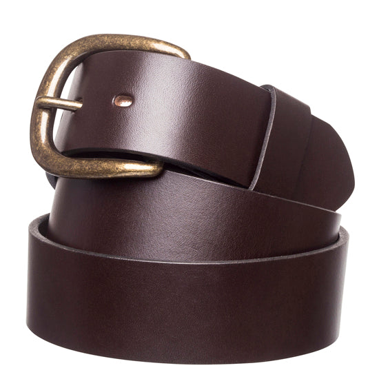 RM Williams 1 1/2 inch Stockmans Belt - Removable Buckle