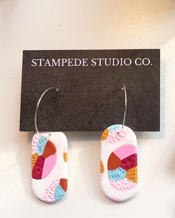 Stampede Studio Co Jumbled Hoop