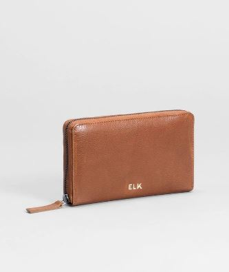 ELK Tan Idre Wallet