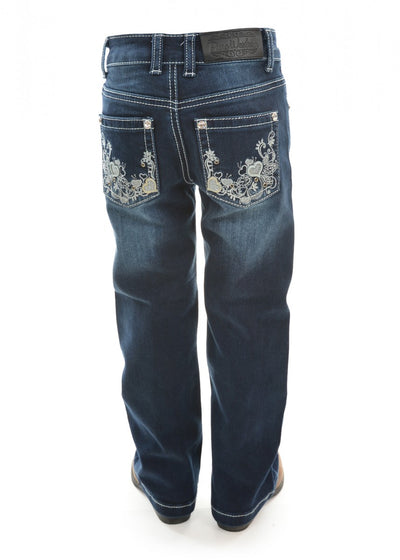 Thomas Cook Girls Emma Bootcut Jeans