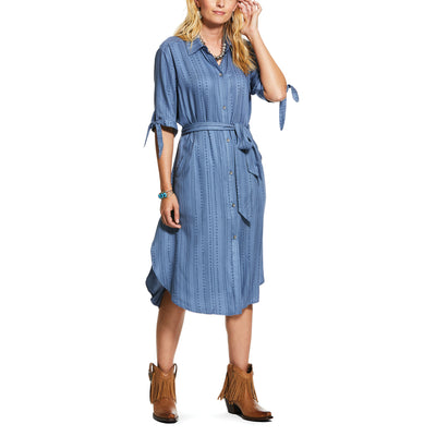 Ariat Womens Side Stripe Dress
