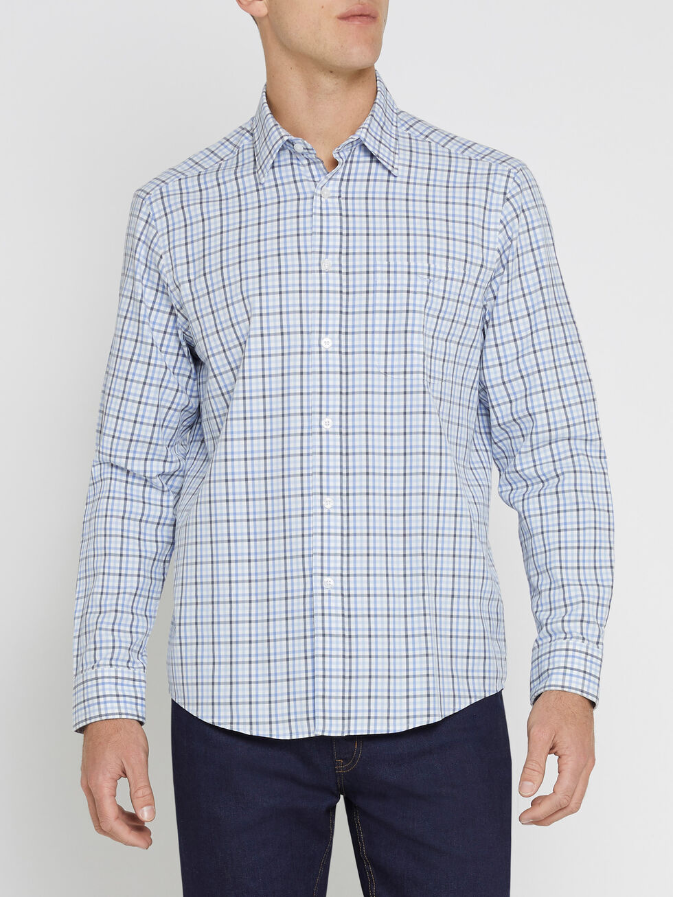 Mens R.M.Williams Collins Shirt