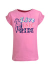 Thomas Cook Girls Live Love Ride Tee