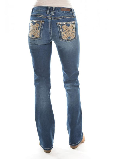 Wrangler Womens Sits Above Hip Jeans