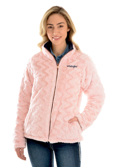 Wrangler Ladies Amy Reversible Jacket