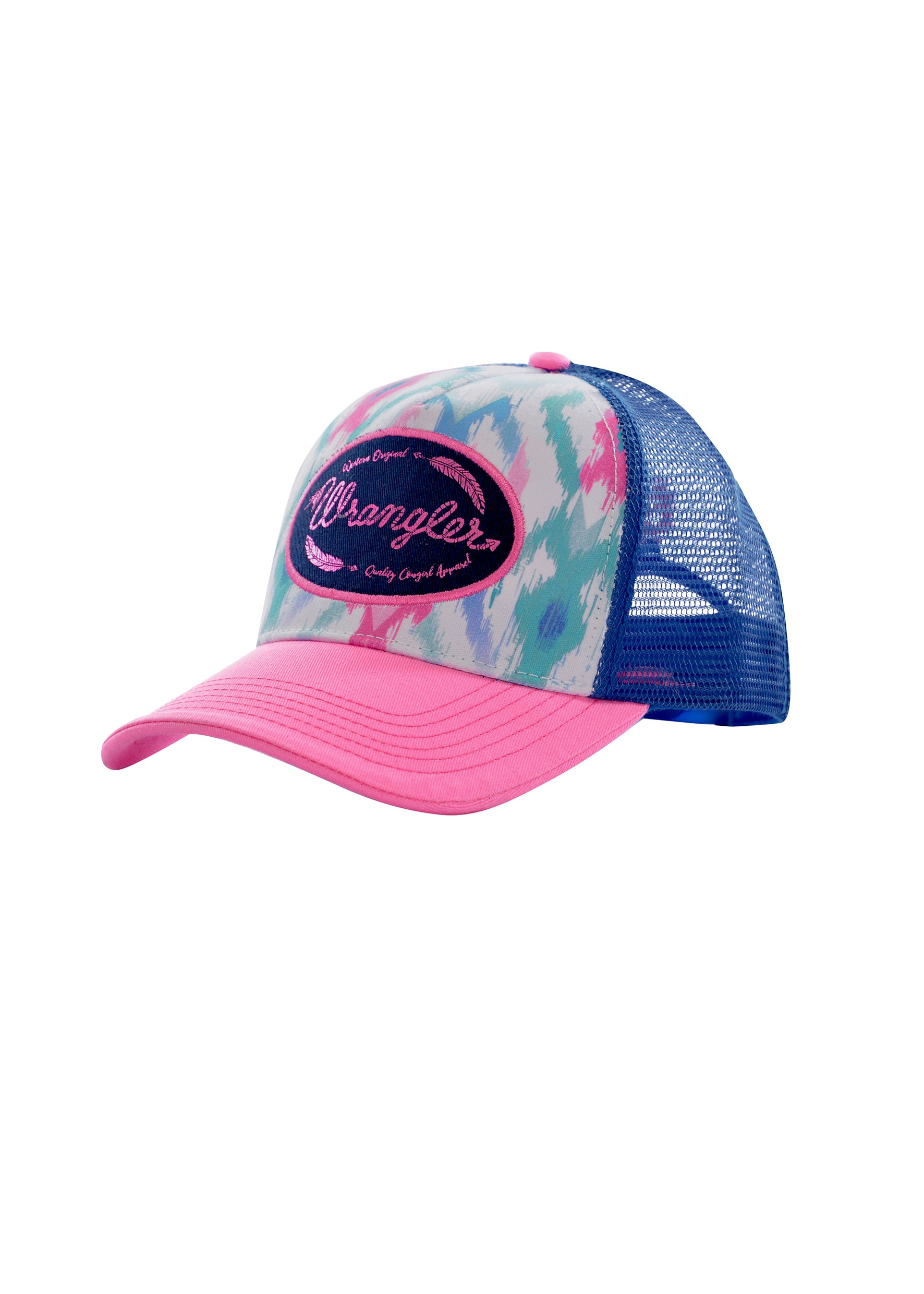 Wrangler Ladies Tracey Trucker Cap