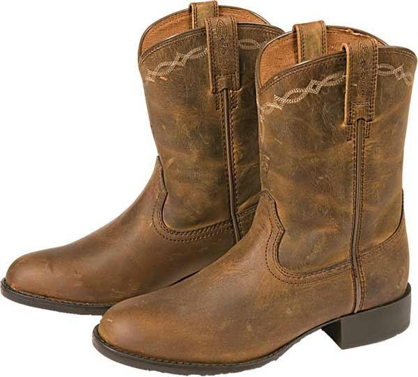 Ariat Kids Heritage Roper Boot