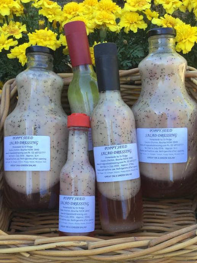 Poppy Seed Salad Dressing - 1 Ltr