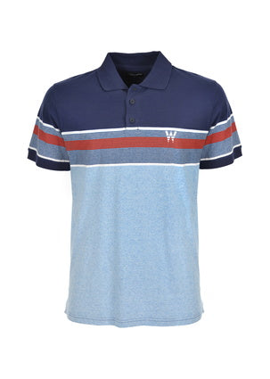Wrangler Mens Terrace Polo