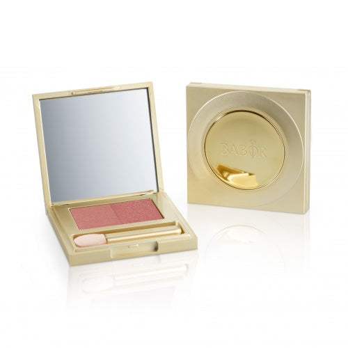 Babor - Super Soft Eye Shadow Duo 18 Silky Rose