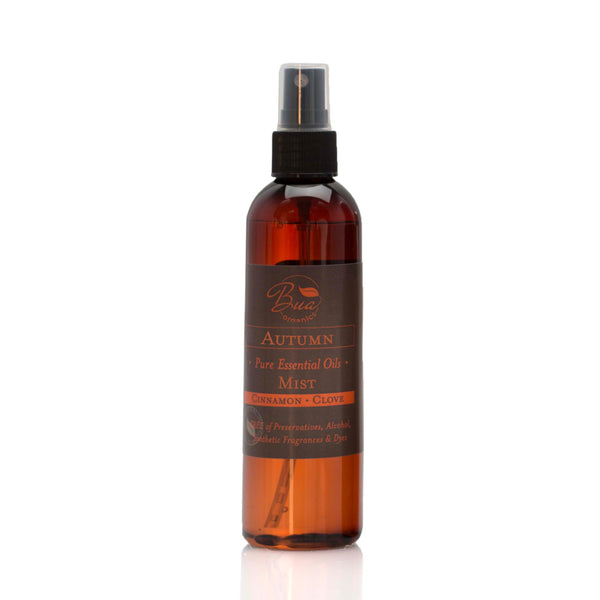 Bua Organics - Essential Oil Mist - Autumn