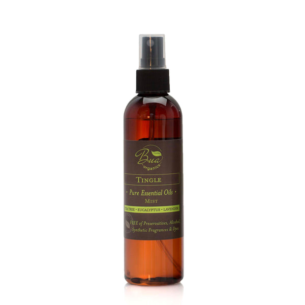 Bua Organics - Essential Oil Mist - Tingle